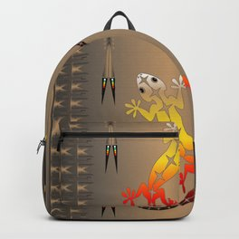 Connection to the Spirit World Backpack
