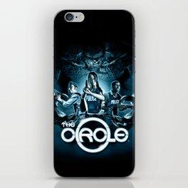 The Circle iPhone Skin