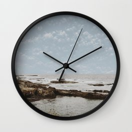 OUTERLAND x CALIFORNIA COAST III Wall Clock