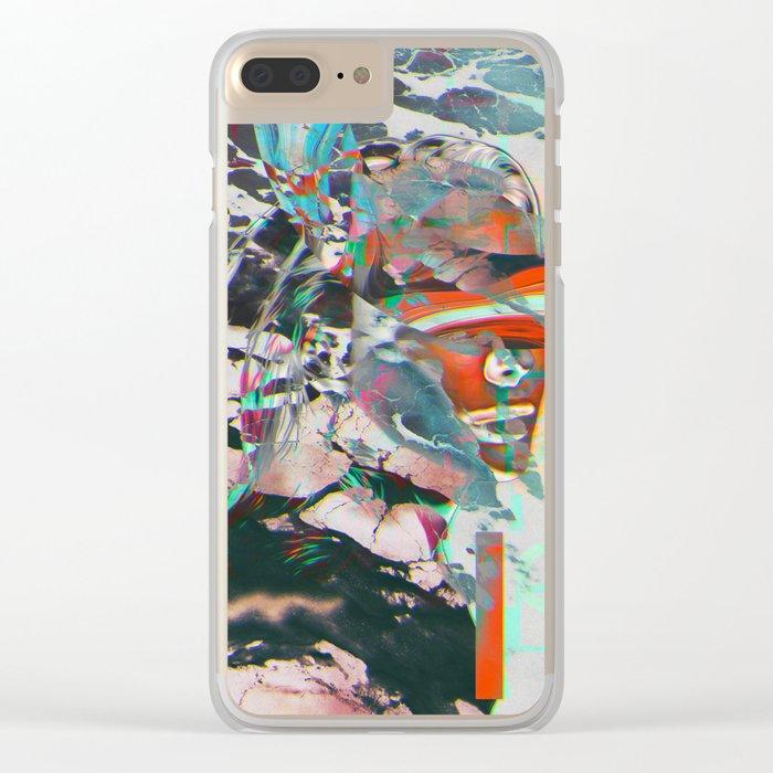 Sia Clear iPhone Case