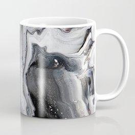 Marble B/W/G Coffee Mug