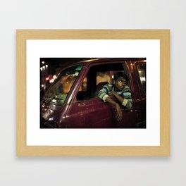 Asia 34 Framed Art Print