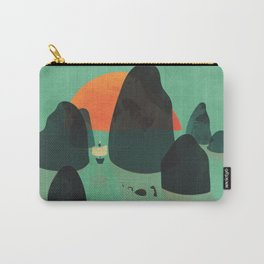 No one ever believed them... Carry-All Pouch