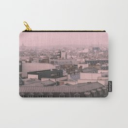 zinc rooftops of Paris Carry-All Pouch