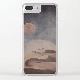Spice Clear iPhone Case