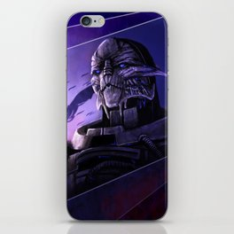 Saren Arterius iPhone Skin