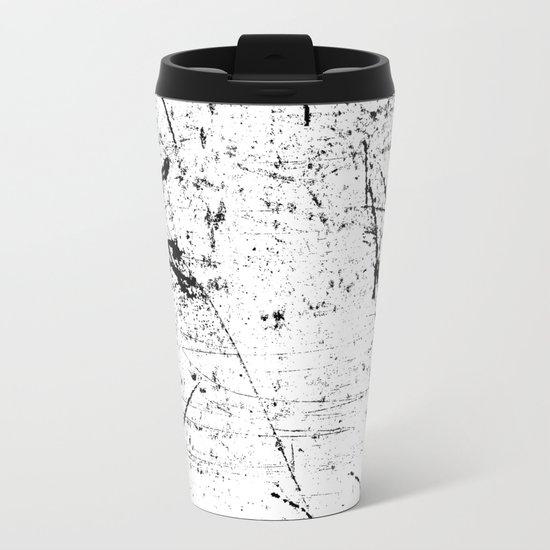 Scattered mind Metal Travel Mug