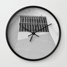 Rem Koolhaas Architect   House of Music in Porto Wall Clock