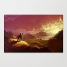 Hyrule Canvas Print