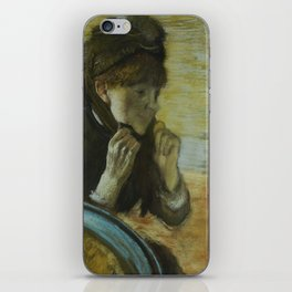 At the Milliner's iPhone Skin