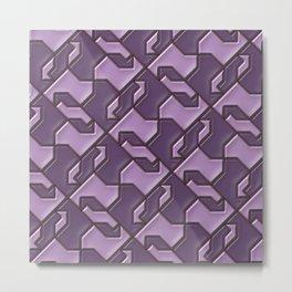 Geometrix 101 Metal Print