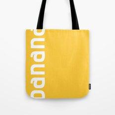 Colors - Banana Tote Bag