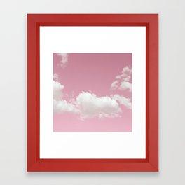 Sweetheart Sky Framed Art Print