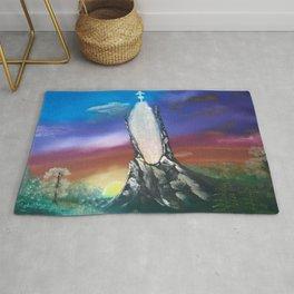 NeverEnding Story, Tower - FAN ART Rug