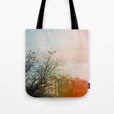 City Girls Tote Bag