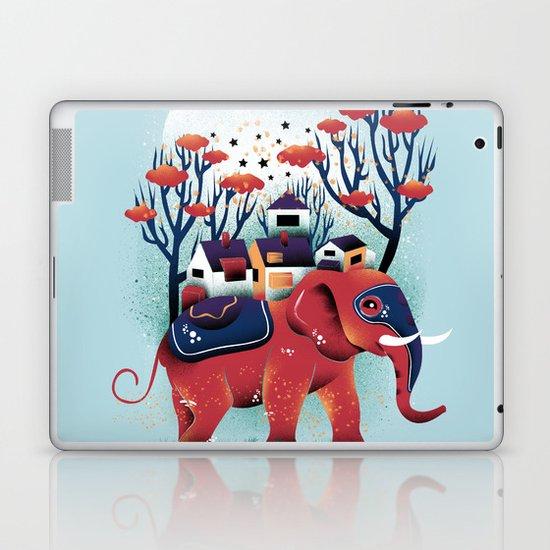 A Colorful Ride Laptop & iPad Skin