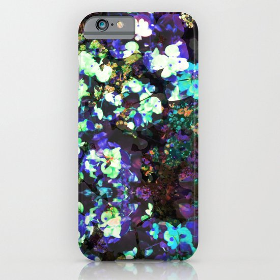 FLORAL WATERS iPhone & iPod Case