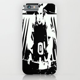 Buster Keaton iPhone Case