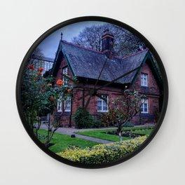 Princes Street Gardens - Edinburgh Wall Clock