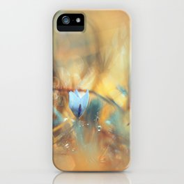 Soul of Fire iPhone Case