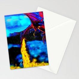 DRAGON BREATH FIRE BATH Stationery Cards