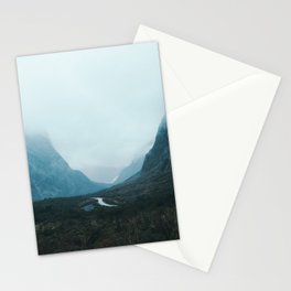 Milford Sound, NZ Stationery Cards