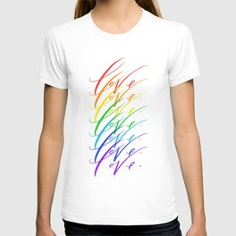 Love is Love! T-shirt