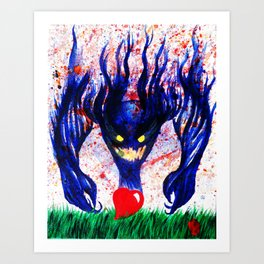 Killjoy Art Print
