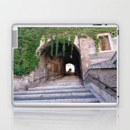 Escalinata Laptop & iPad Skin