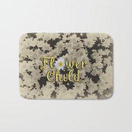Flower Child Bath Mat