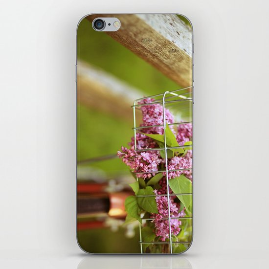 This Is A Love Story iPhone Skin