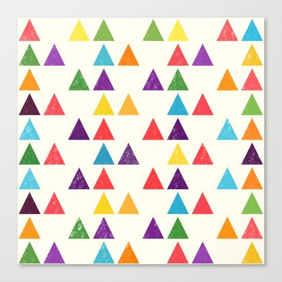 Lovely geometric Pattern XII Canvas Print
