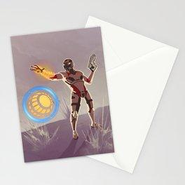 Mass Effect 3- Engineer Propaganda Stationery Cards