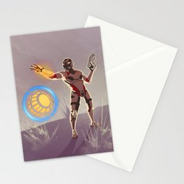 Mass Effect 3- Engineer Propaganda Stationery Cards
