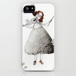 Picture Three:  The Violin iPhone Case