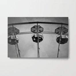 Grande roue. Metal Print