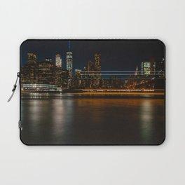 New York Lights III Laptop Sleeve