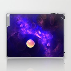 Purple Universe Laptop & iPad Skin