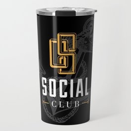 Monograms - Social Club Travel Mug