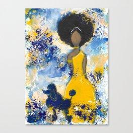 RHOyal Angel Canvas Print