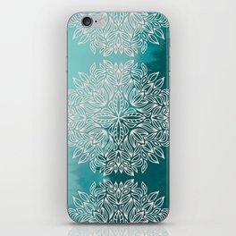 Mandala Forest Dawn iPhone Skin