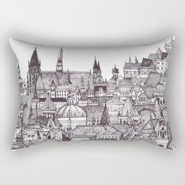 Prague Rectangular Pillow