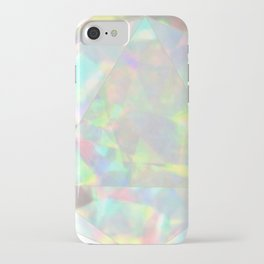 Milky White Opal iPhone Case