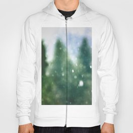 Winter Forest Flurries Hoody
