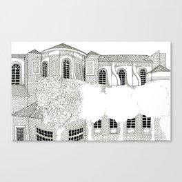 Toulouse Canvas Print