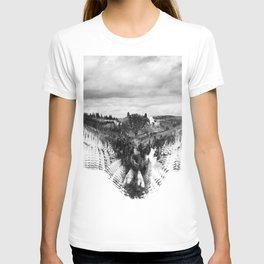Owl Mid Flight T-shirt