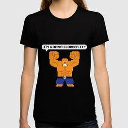 I'm Gonna Clobber It! T-shirt