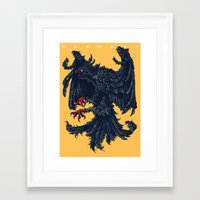 germany Framed Art Prints featuring Germany by Ivan Belikov