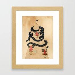 Shanise 18 Framed Art Print