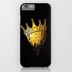 King Strawberry iPhone 6s Slim Case
